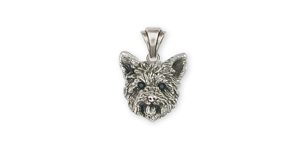 Yorkie yorkshire terrier dog pendant sterling silver esquivel and yorkie yorkshire terrier charms yorkie yorkshire terrier pendant sterling silver dog jewelry yorkie yorkshire terrier jewelry aloadofball Image collections