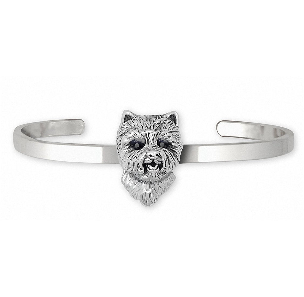 Westie Charms Westie Bracelet Sterling Silver West Highland White Terrier Jewelry Westie jewelry