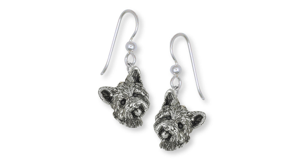 Yorkie Yorkshire Terrier Charms Yorkie Yorkshire Terrier Earrings Sterling Silver Dog Jewelry Yorkie Yorkshire Terrier jewelry