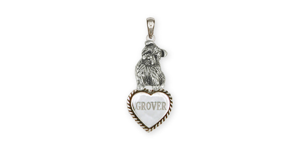 Yorkie puppy dog personalized pendant sterling silver esquivel and yorkie puppy charms yorkie puppy personalized pendant sterling silver dog jewelry yorkie puppy jewelry aloadofball Gallery