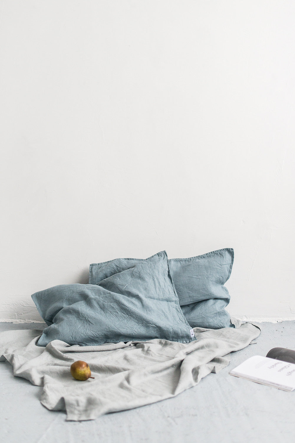 SEA GREEN PILLOW CASES