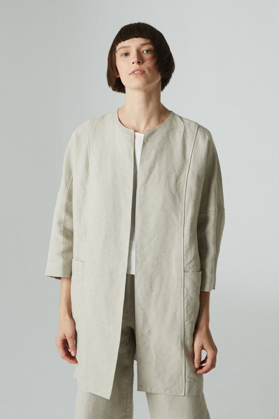 HEAVY JUNIPER JACKET