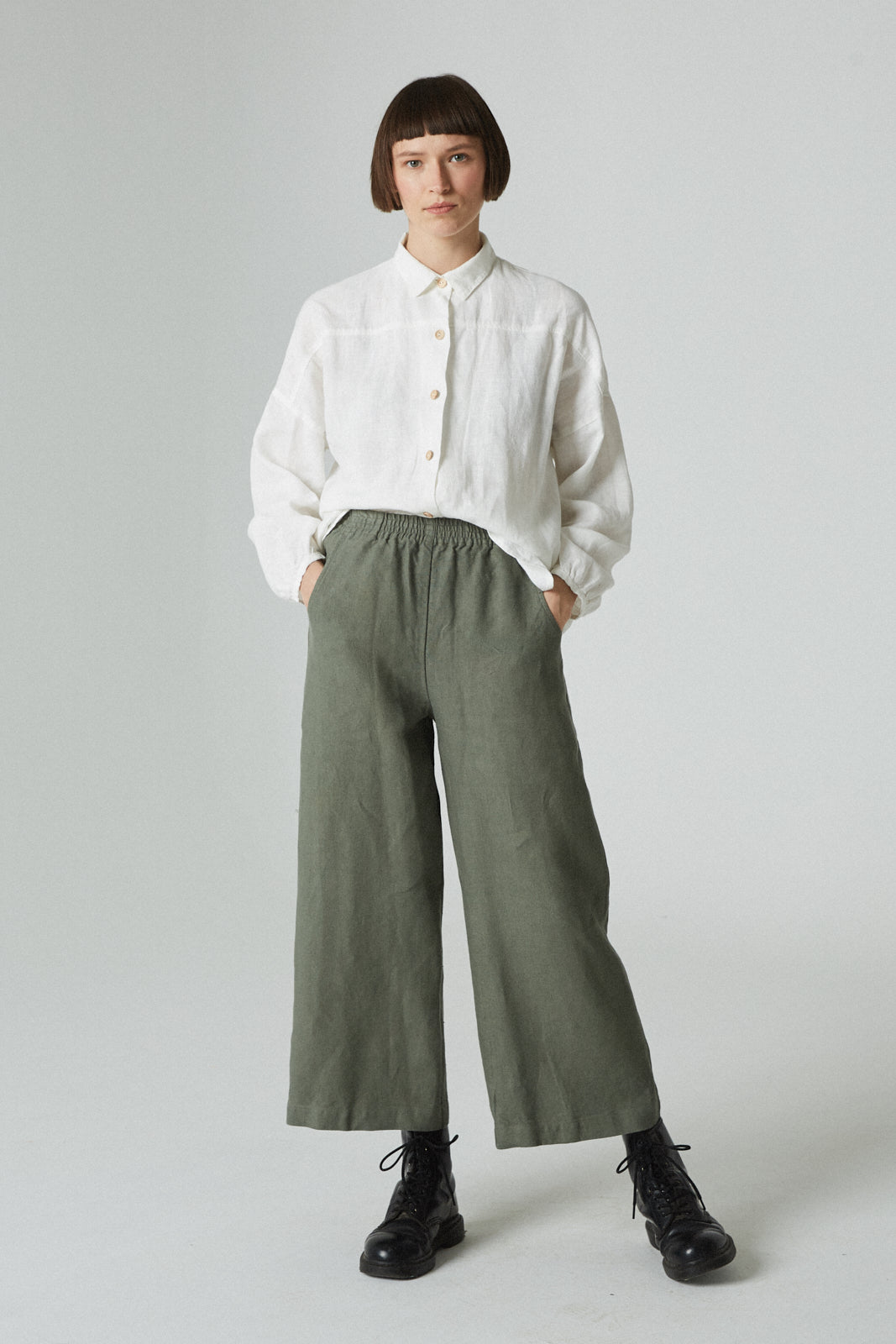 HEAVY OCEAN PANTS