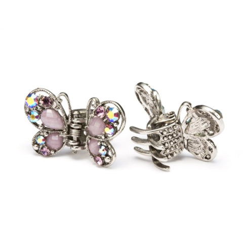 HACL1 - Butterfly Mini Hair Clips