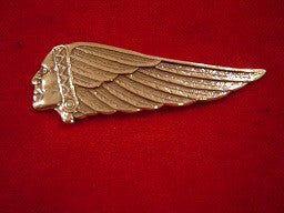 Winged Indian Motorcycle Pin