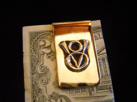 Money Clip: Sterling V8