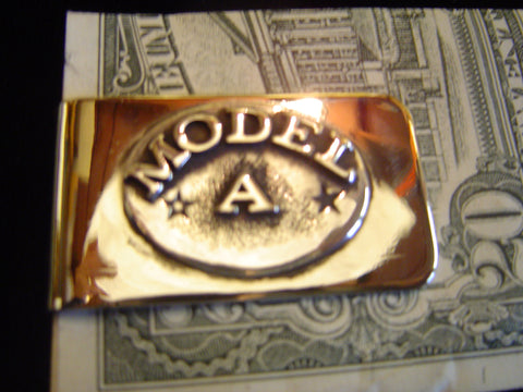 "Money Clip: ""Model A"""