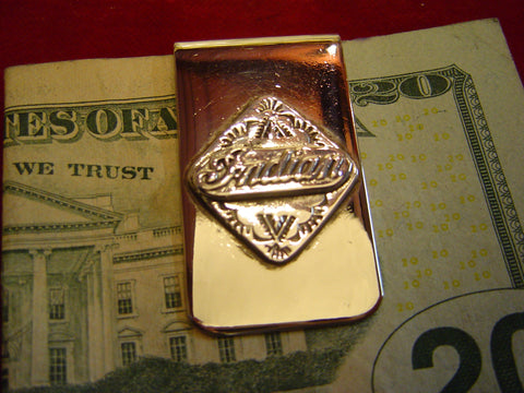 Money Clip: Indian Diamond
