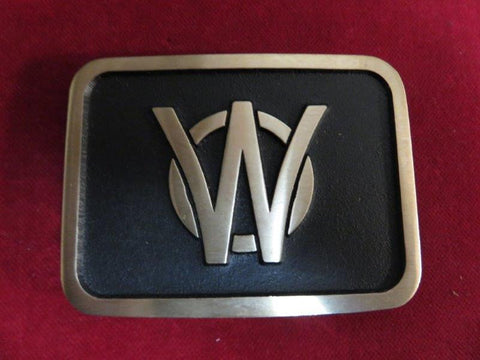Willys WO (Willys Overland) Belt Buckle.