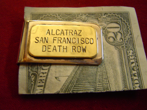 Money Clip: Alcatraz, San Francisco