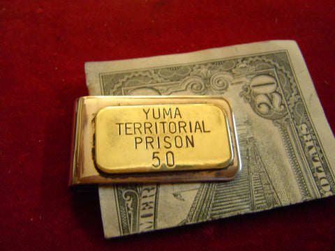 Money Clip: Yuma Prison