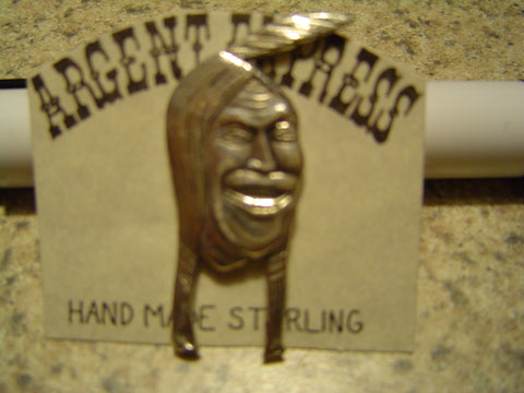 Pin: Laughing Indian Motocycle, Sterling