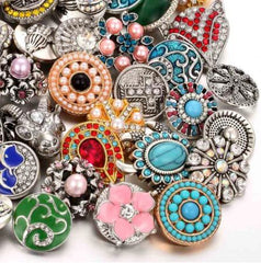 Diva Dot Snap Buttons