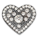 Diva Dot, Best Seller!! Heart With Crystals