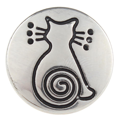 Diva Dot Snap Button, Cat