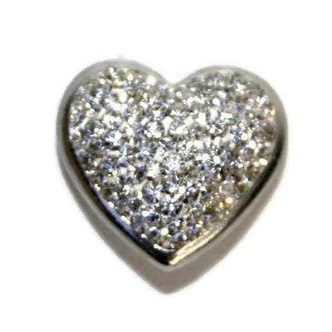 Diva Dot, Heart Shaped Bling