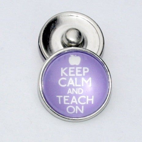 Diva Dot/Keep Calm and Teach on