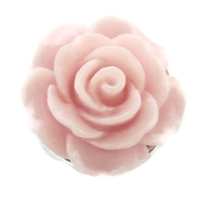 Diva Dot, 3-D Light Pink Rose