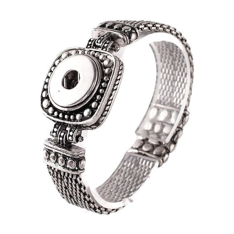 Bracelet, Classic With Magnetic Clasp