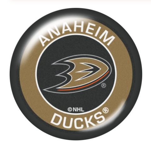 Diva Dot Snap Button, Anaheim Ducks