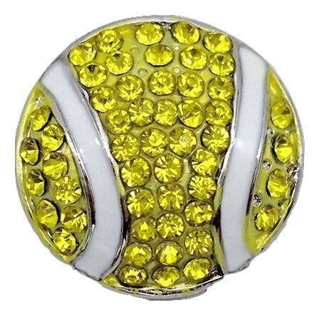 Diva Dot, Tennis Ball Rhinestone
