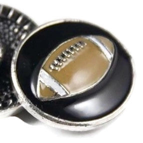 Diva Dot Snap Button, Football
