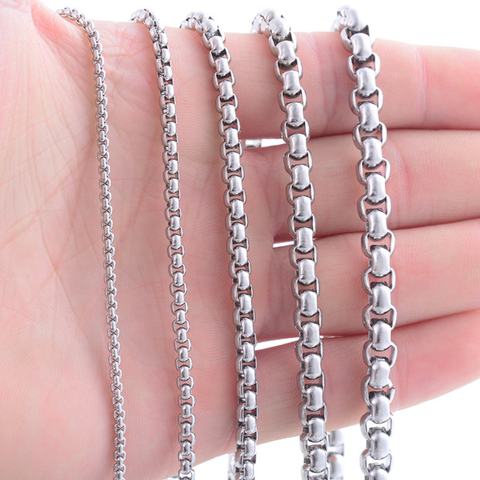 High Quality Stainless Steel Chains