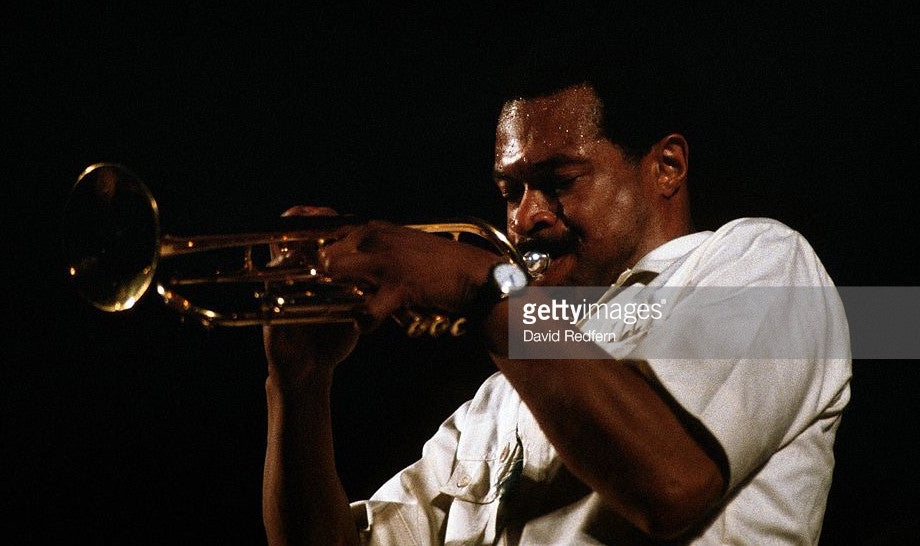 "New York Times Review: ""Woody Shaw is the reigning trumpet king"" (1977)"