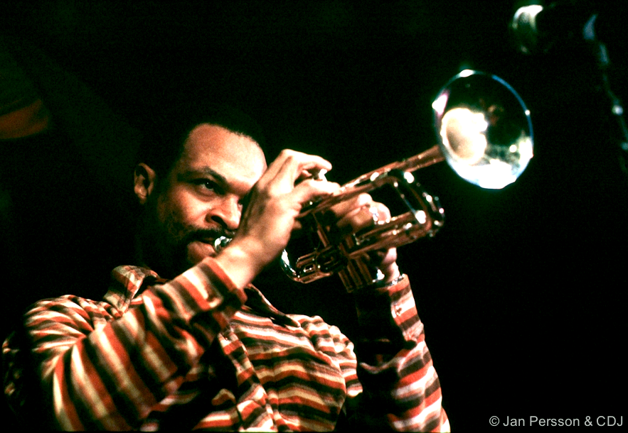 "Woody Shaw Interview: ""We Are Linked to A Legacy"" (Downbeat 1983)"
