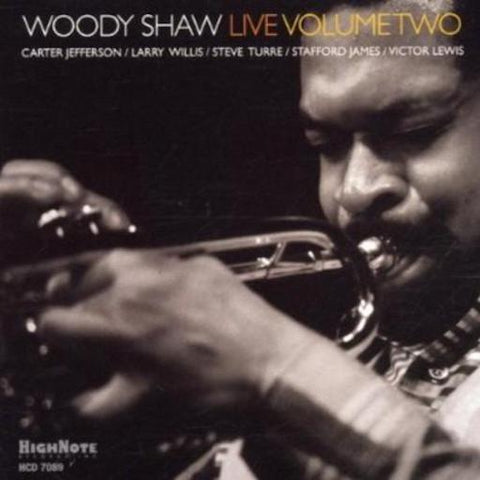 Woody Shaw Live:  Volume 2 (CD)