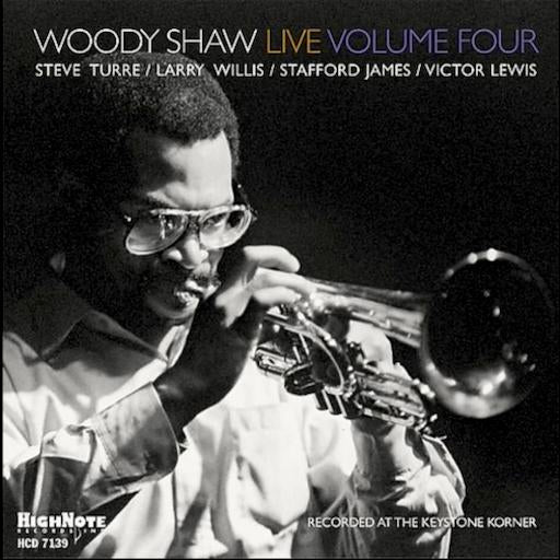 Woody Shaw Live: Volume 4 (CD)