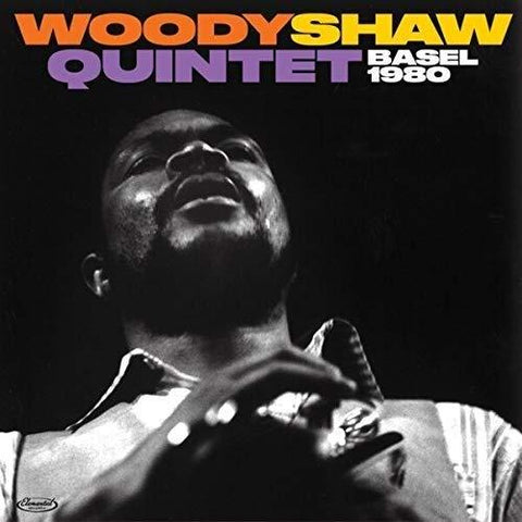 Woody Shaw Quintet: Basel, Switzerland (1980) (Double CD & LP)