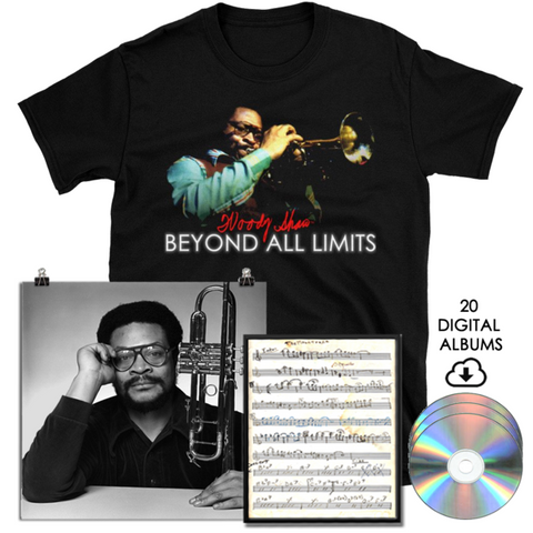 Founder - One-Year Founding Membership — The Woody Shaw Institute - Beyond All Limits - Pledge 6 (20 Concert Downloads)
