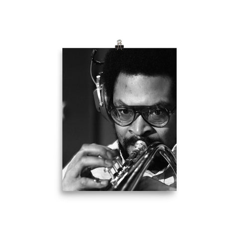 "Woody Shaw Session Photo - ""Rosewood"" (Columbia Records 1978) (F)"