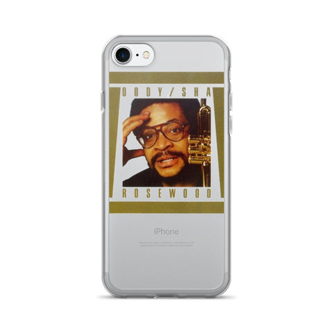 Woody Shaw: Rosewood iPhone 7 Case