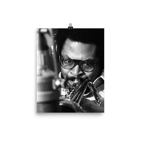 "Woody Shaw Session Photo - ""Rosewood"" (Columbia Records 1978) (G)"