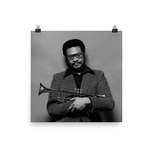 Woody Shaw Publicity Photo (Columbia Records 1978)