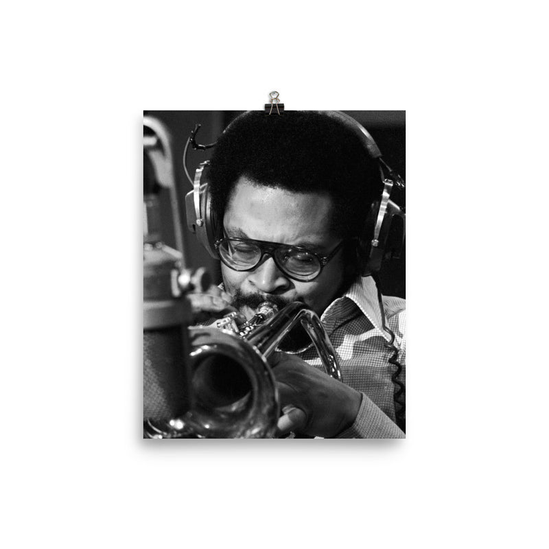 "Woody Shaw Session Photo - ""Rosewood"" (Columbia Records 1978) (H)"