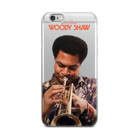 Woody Shaw - Love Dance iPhone case (6, 6S, 6S Plus)
