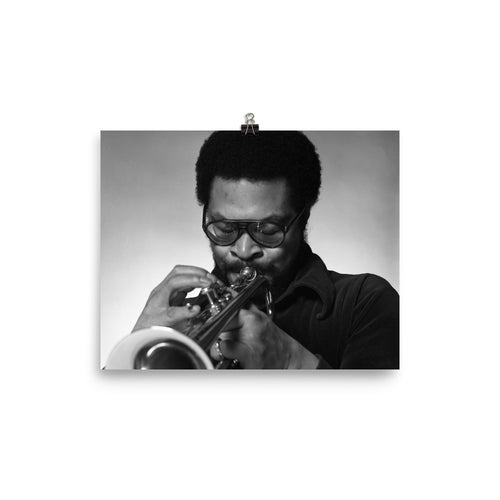 Woody Shaw Publicity Photo (Columbia Records 1978) (E)