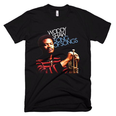 "Woody Shaw ""Song of Songs"" T-Shirt"