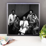 "Woody Shaw Quintet Framed Session Photo - ""Stepping Stones"" (Columbia Records 1978) Hidden on 6 sales channels N/A"
