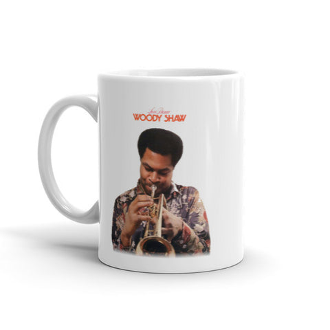 "Woody Shaw ""Love Dance"" Coffee Mug"
