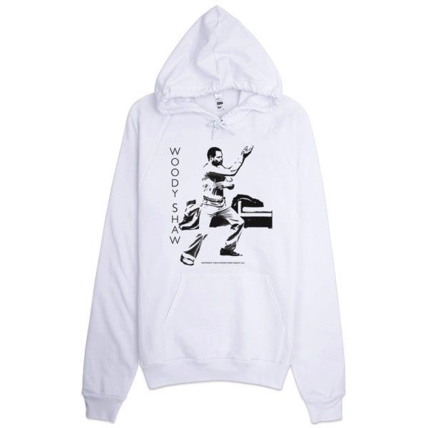 Woody Shaw Tai Chi Pullover Hoodie