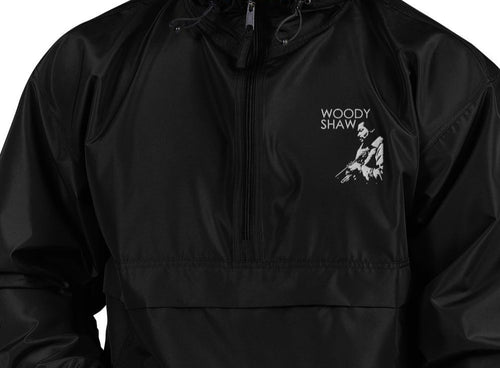 Woody Shaw Promo Windbreaker Jacket - with Packing Pouch