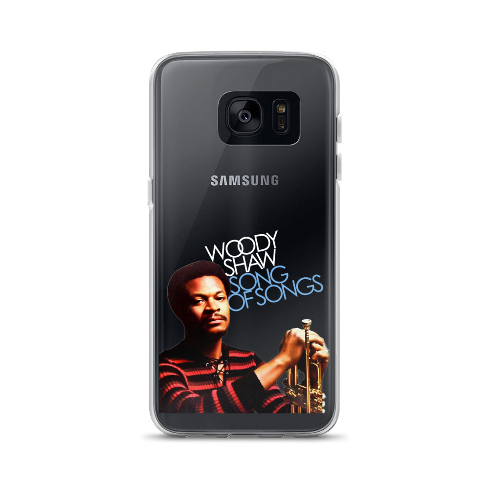 "Woody Shaw ""Song of Songs"" Samsung Galaxy Case (S7, S8, S8+ )"