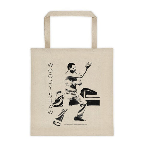 Woody Shaw Tai Chi Canvas Bag