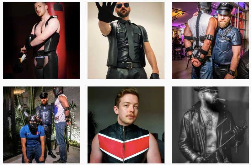 Virtual Leather Pride Parade 2020 - Winner Announcement