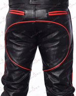 Trousers (RED Piping)
