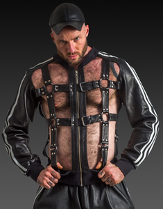 Harness Trackie Top